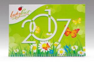 Календарь брендированный