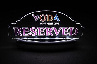 "Акрилайт ""reserved"""