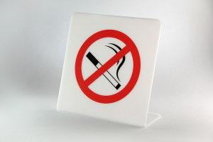 """табличка """"no smoking"""""""