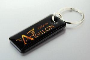 Брелок для гостиничных номеров Отель Аквилон