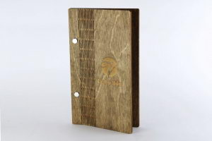 Счетница из дерева
